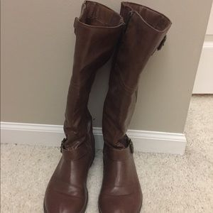 🍁🍂❤️Kenneth Cole Brown Boots🍂🍁❤️
